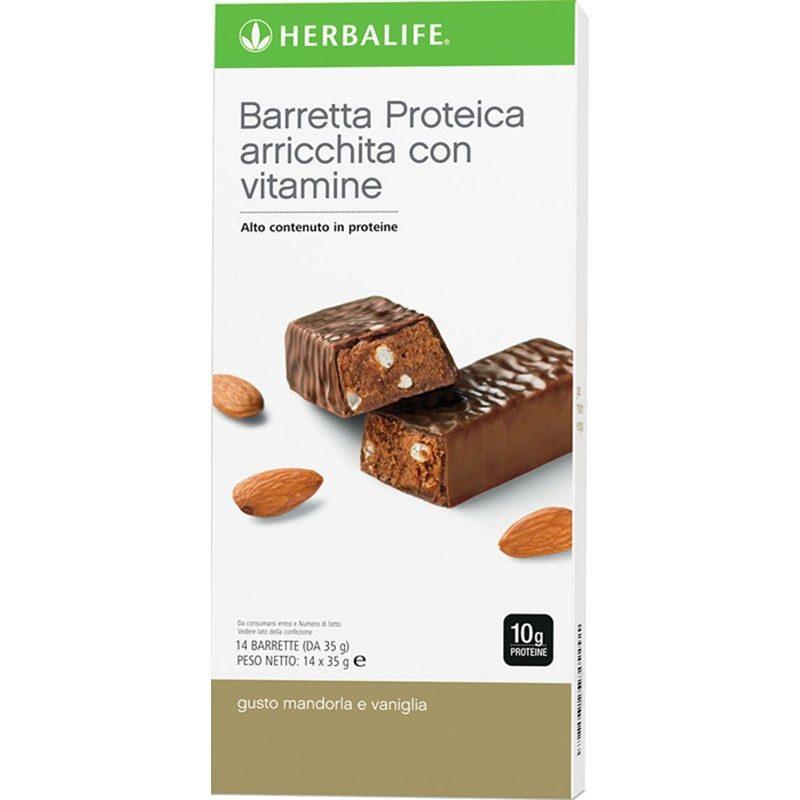 47-Barrette-alle-Proteine-Herbalife-Snack-Gusto-Mandorla-e-Vaniglia