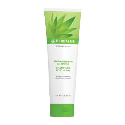 Herbal Aloe Shampoo fortificante 250 mL